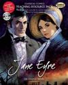 Jane Eyre Teaching Resource Pack: The Graphic Novel [With CDROM]