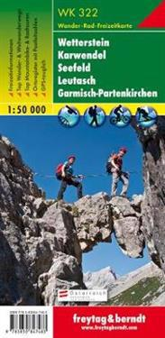 Wetterstein, Karwendel, Seefeld-Leutasch-Garmisch Partenkirchen