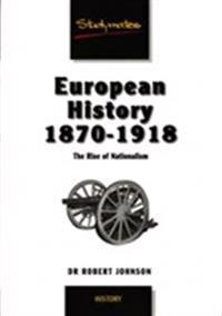 European History 1870-1918