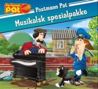 Postmann Pat: musikalsk spesialpakke