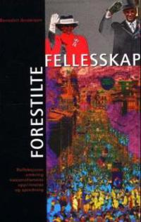Forestilte fellesskap - Benedict Anderson | Inprintwriters.org