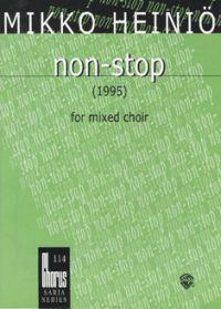 Non-stop, for mixed choir