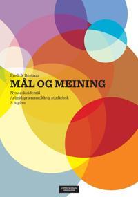 Mål og meining - Fredrik Rostrup | Ridgeroadrun.org