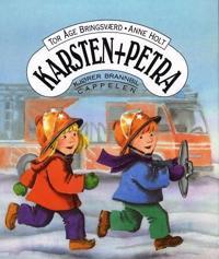 Karsten og Petra kjører brannbil
