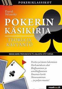 Pokerin käsikirja