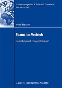 Teams Im Vertrieb