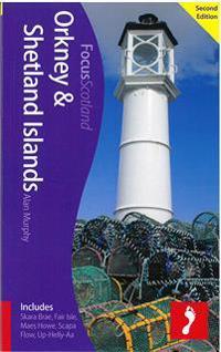 OrkneyShetland Islands Footprint Focus Guide