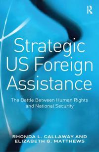 Strategic US Foreign Assistance