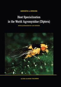 Host Specialization of the World Agromyzidae