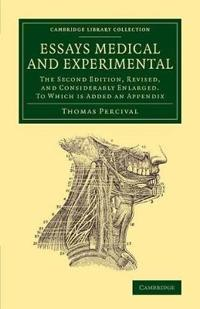 Essays Medical and Experimental
