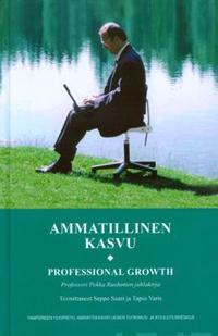 Ammatillinen kasvu - professional growth