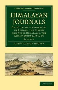 Himalayan Journals 2 Volume Set Himalayan Journals