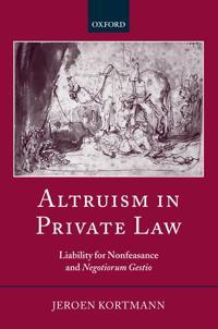 Altruism In Private Law