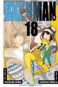 Bakuman 18