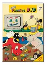 Jolly phonics dvd - in precursive letters (british english edition)
