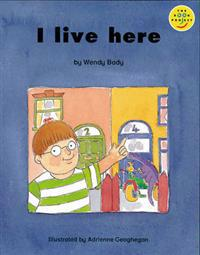 Beginner 2 I live here Book 3