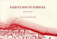 Fadens map of norfolk