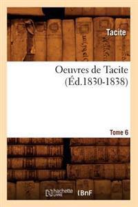 Oeuvres de Tacite. Tome 6 (Ed.1830-1838)