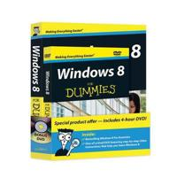 Windows 8 for Dummies [With DVD]