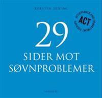 29 sider mot søvnproblemer - Kerstin Jeding | Ridgeroadrun.org