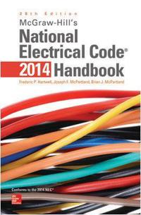 McGraw-Hill's National Electrical Code Handbook 2014