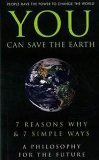 You Can Save the Earth