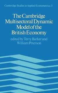 The Cambridge Multisectoral Dynamic Model of the British Economy