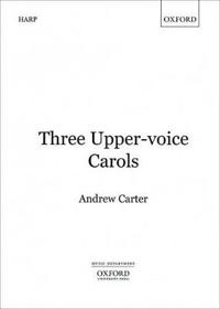 Three Upper-voice Carols Harp Part