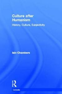 Culture After Humanism