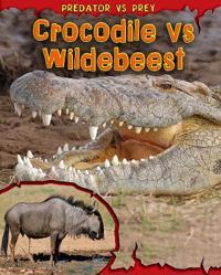 Crocodile vs Wildebeast
