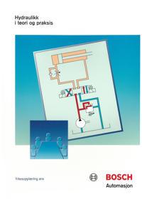 Hydraulikk i teori og praksis