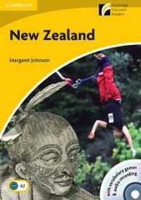 New Zealand Level 2 Elementary/Lower-intermediate Book With Cd-rom + Audio Cd Pack