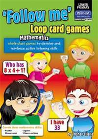 Loop Card Games - Maths Lower
