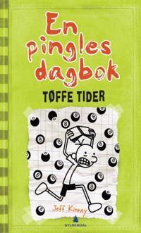 Tøffe tider; En pingles dagbok (del 8) - Jeff Kinney | Inprintwriters.org