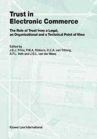 Trust in Electronic Commerce