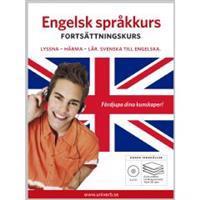 Engelsk språkkurs. Fortsättningskurs