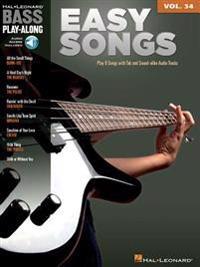 Bass Play-Along Volume 34