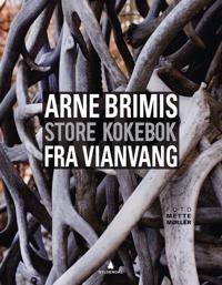 Arne Brimis store kokebok fra Vianvang