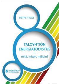 Taloyhtiön energiatodistus