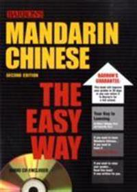 Mandarin Chinese the Easy Way [With CD]