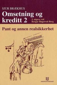 Omsetning og kreditt 2 - Sjur Brækhus, Borgar Høgetveit Berg   Inprintwriters.org