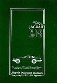 Jaguar Xjs (] He Supp) SC