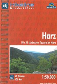 Harz Wanderfuhrer