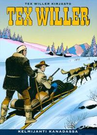 Tex Willer kirjasto 6