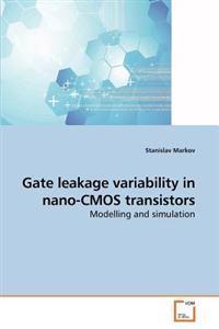 Gate Leakage Variability in Nano-CMOS Transistors