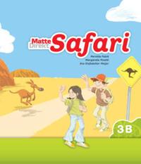 Matte Direkt Safari 3B Elevbok