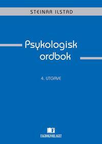 Psykologisk ordbok - Steinar Ilstad pdf epub