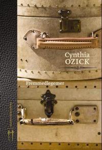 Fremmedlegemer - Cynthia Ozick | Ridgeroadrun.org