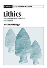 Lithics