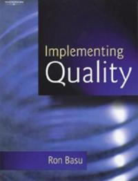Implementing Quality